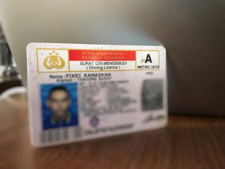 Prosedur Mengurus SIM yang Hilang
